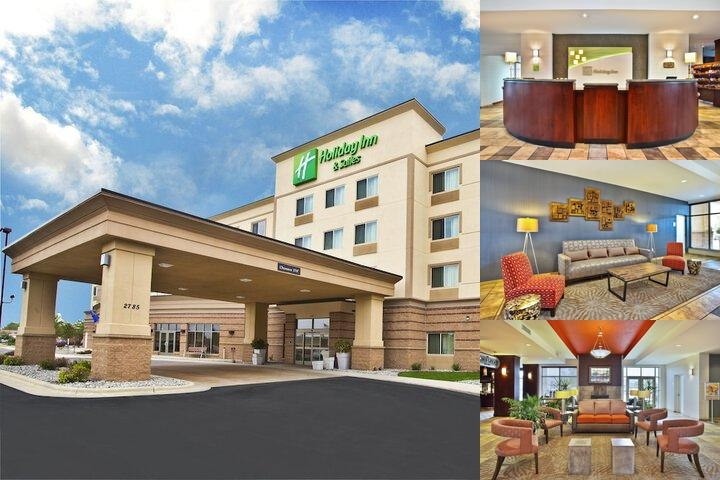 Holiday Inn & Suites Green Bay Stadium photo collage
