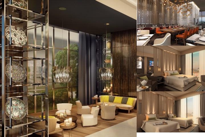 Wyndham Grand Istanbul Levent photo collage