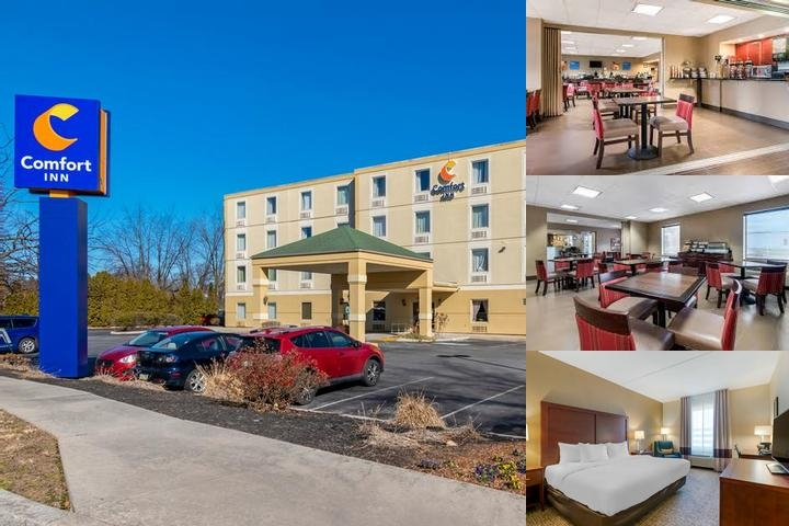 Comfort Inn Capital City photo collage