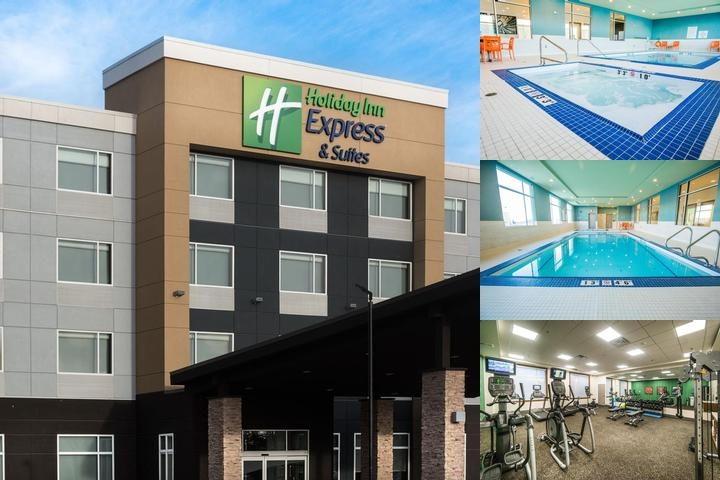 Holiday Inn Express & Suites West Edmonton Mall Area photo collage