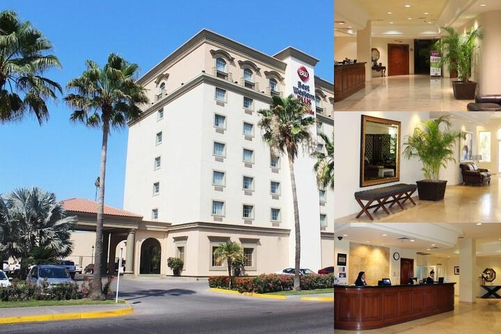 Best Western Plus Los Mochis photo collage