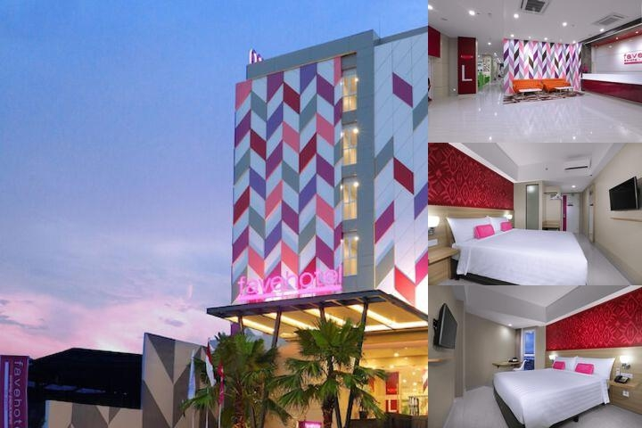 Favehotel Sorong Papua photo collage