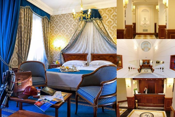 Hotel Barberini photo collage
