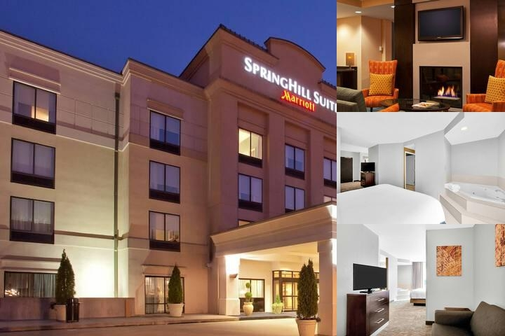 Tarrytown Springhill Suites by Marriott photo collage