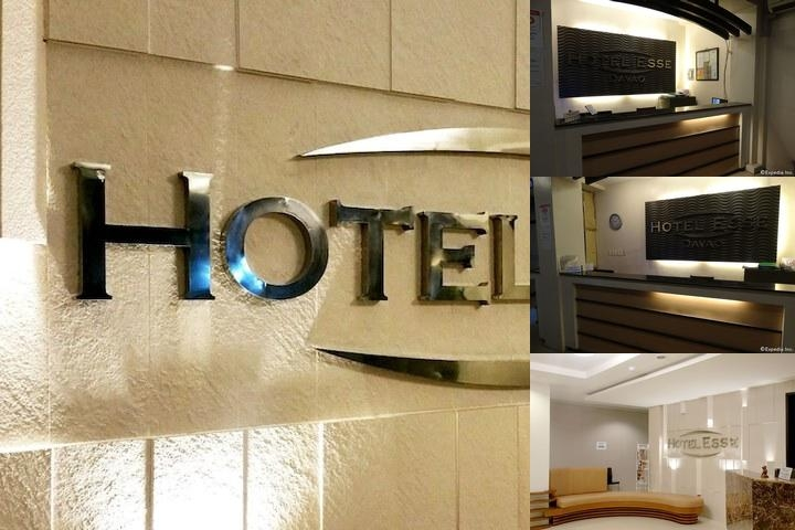 Hotel Esse Davao photo collage