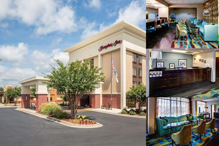 Hampton Inn Birmingham Fultondale Al photo collage