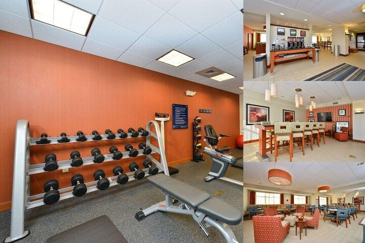 Hampton Inn Farmville Virginia photo collage
