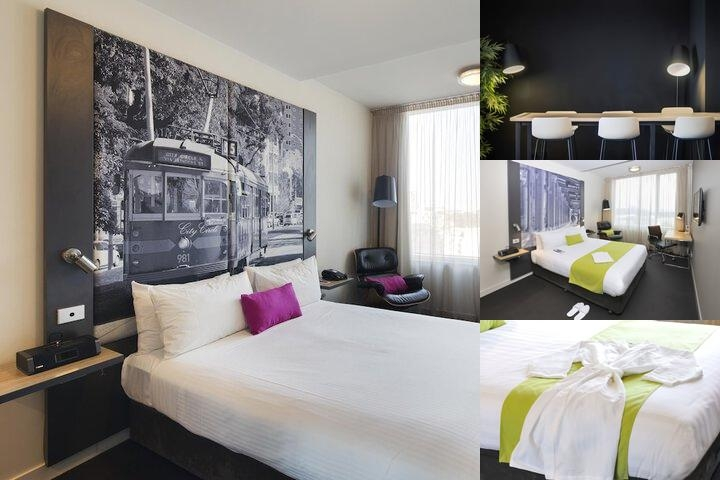 Mercure Melbourne Therry Street photo collage