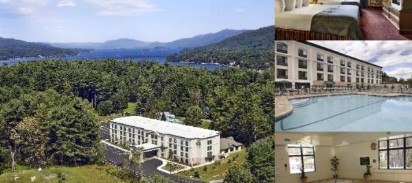 Wingate by Wyndham Lake George photo collage