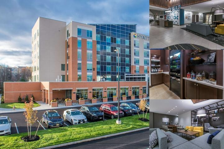 Hyatt Place Marlborough Apex Center photo collage