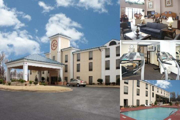 Holiday Inn Express Southaven Ms photo collage