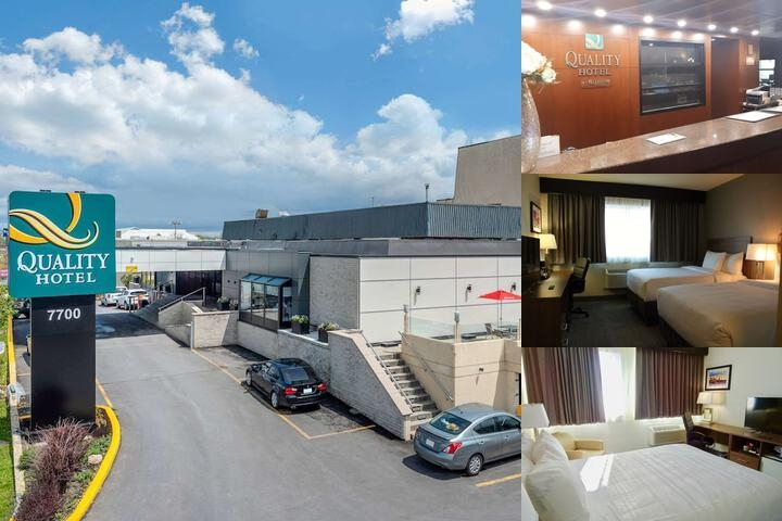 Quality Hotel Dorval photo collage