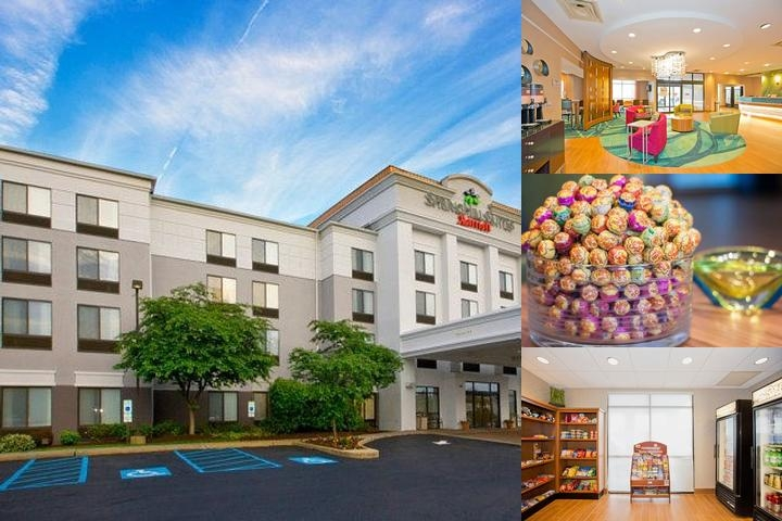 Springhill Suites West Mifflin photo collage