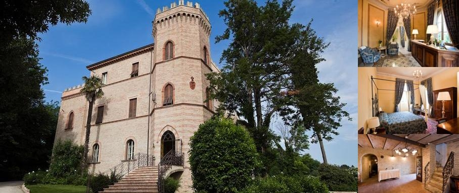 Castello Di Montegiove Country House photo collage