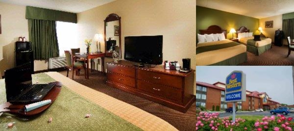 Best Western Luxbury Inn Fort Wayne photo collage