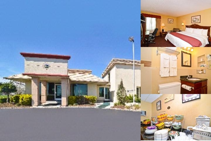 Best Western The Garden Executive Hotel Photo Collage