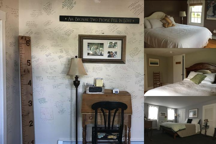 Sunny Grange Bed & Breakfast photo collage