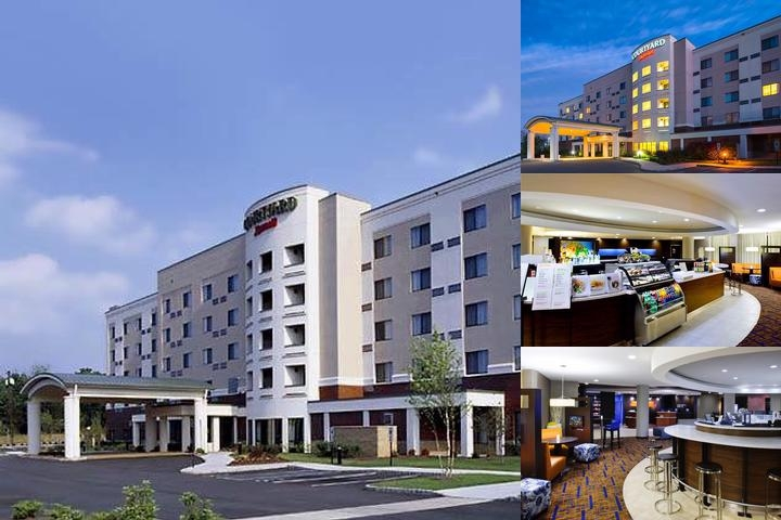 Courtyard by Marriott Ewing / Princeton photo collage