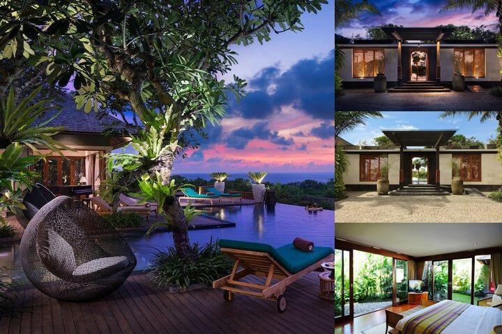 The Shanti Residence Nusa Dua photo collage