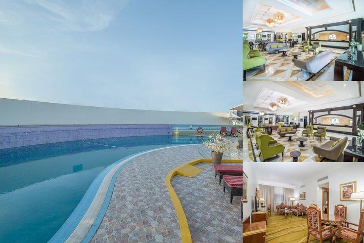 Holiday Inn Bur Dubai - Embassy District photo collage
