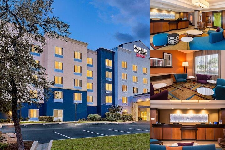 Fairfield Inn & Suites Schertz photo collage