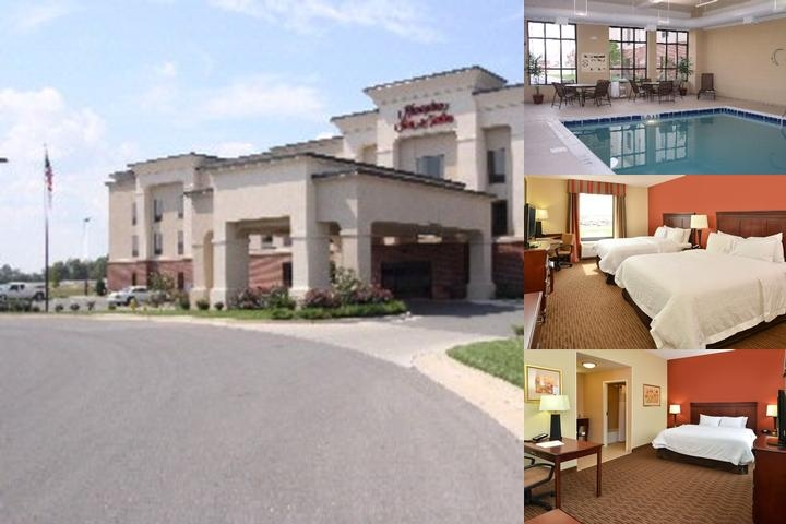 Hampton Inn & Suites Hopkinsville photo collage