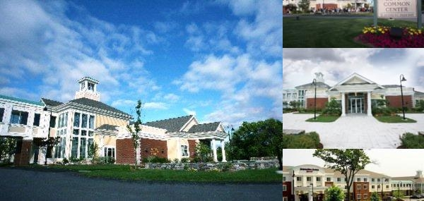 Springhill Suites by Marriott Devens Common Center photo collage