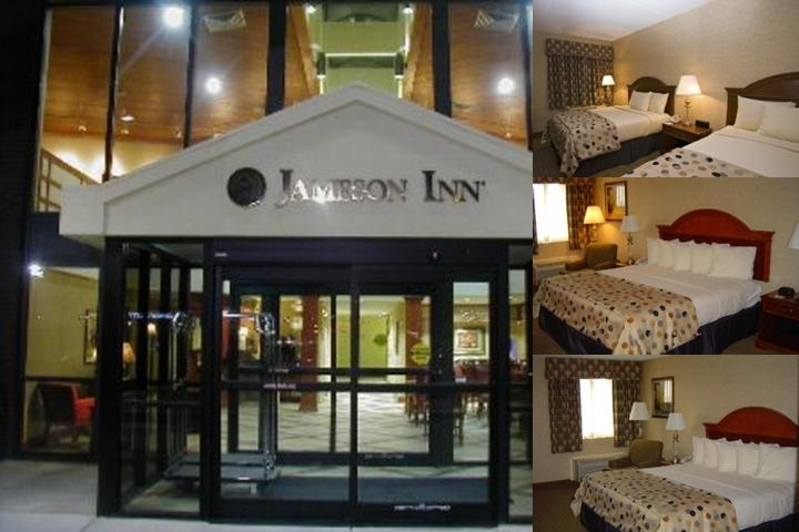 Quality Inn & Suites Castleton Indy photo collage