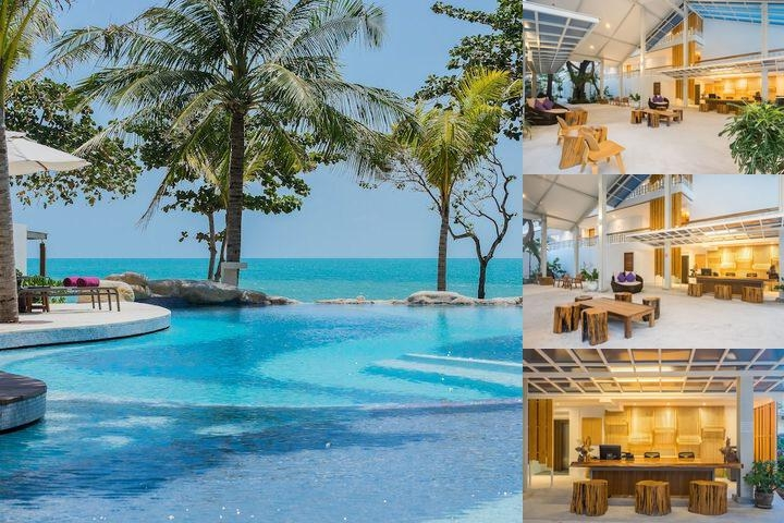 White Sand Samui Resort photo collage