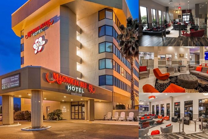 Magnolia Bluffs Casino Hotel BW Premier Collection by Best Wester photo collage