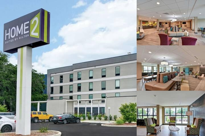 Home2 Suites by Hilton Pensacola I 10 at North Davis Hwy photo collage