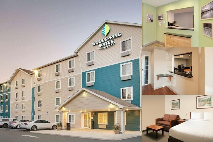 Woodspring Suites Ocala photo collage