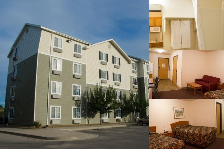 Woodspring Suites North West photo collage