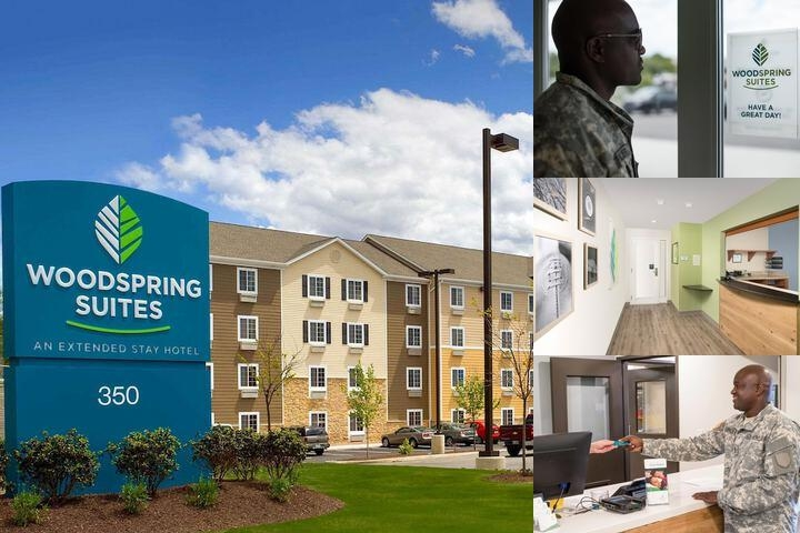 Woodspring Suites Wilkes Barre photo collage