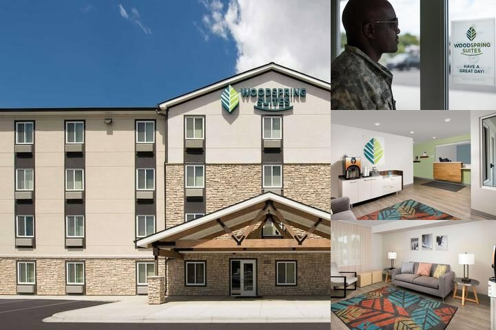 Woodspring Suites Minneapolis North photo collage