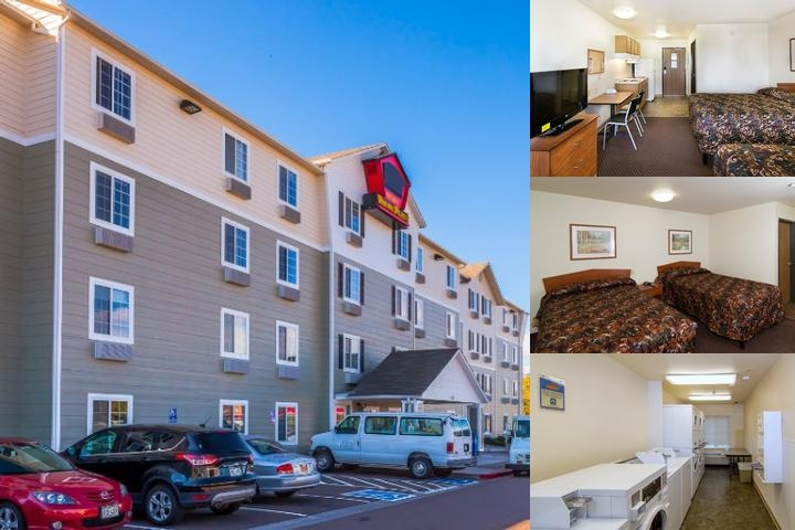Woodspring Suites Tallahassee Northeast photo collage