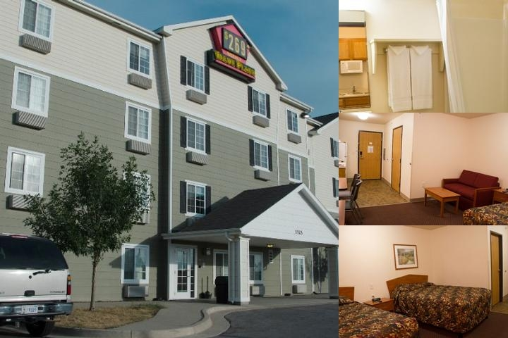 Woodspring Suites Tuscaloosa photo collage