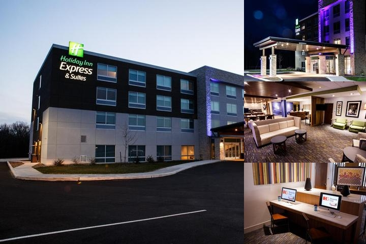 Holiday Inn Express & Suites Gettysburg photo collage