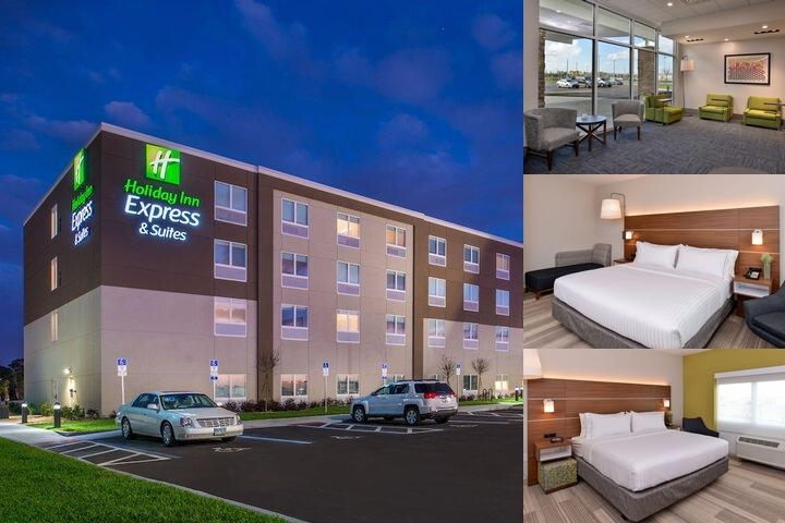Holiday Inn Express & Suites West Melbourne photo collage