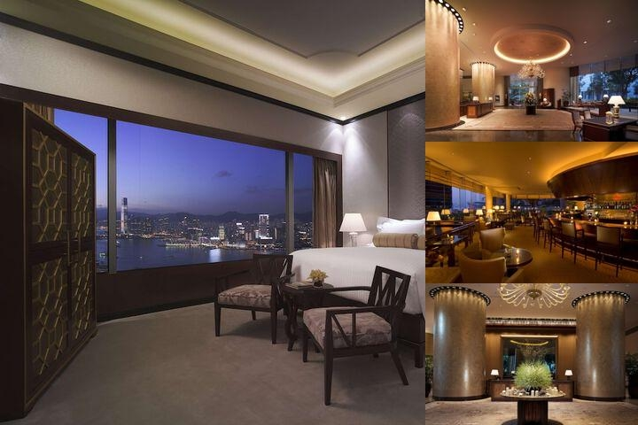 Conrad Hong Kong photo collage