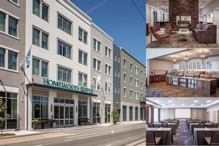 Homewood Suites by Hilton New Orleans French Quarter photo collage