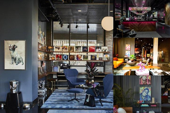 Moxy Minneapolis Uptown by Marriott photo collage