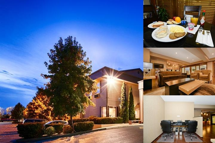 Best Western Plus Prairie Inn photo collage