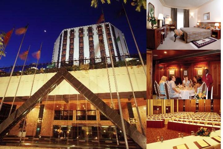 Laico Regency Hotel photo collage