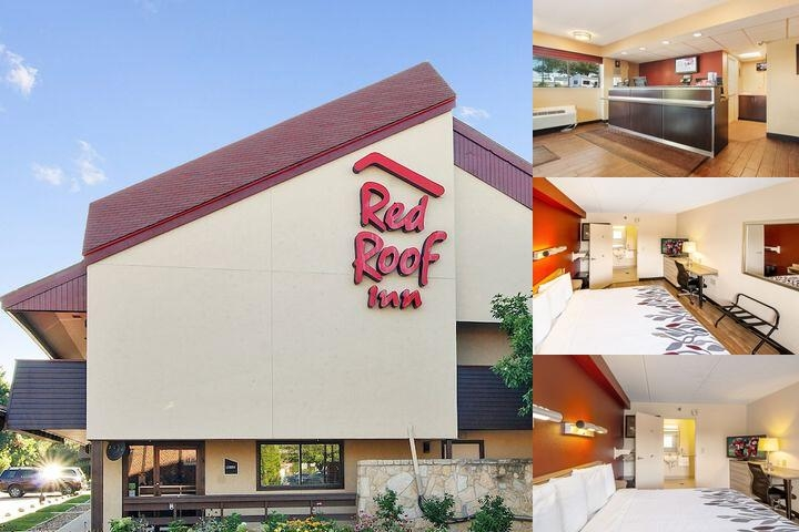 Red Roof Inn North Canton Oh photo collage