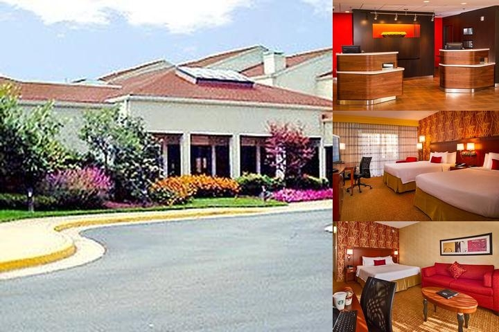 Manassas Battlefield Park Courtyard by Marriott photo collage
