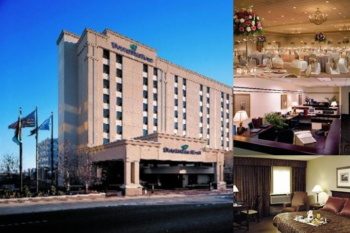 Doubletree by Hilton Downtown Wilmington photo collage