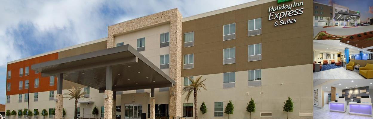 Holiday Inn Express & Suites Lake Charles South photo collage