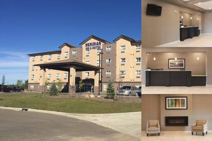 Meridian Inn & Suites photo collage
