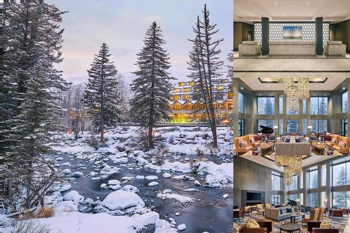 Hotel Talisa Vail photo collage